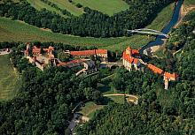 The mighty Veveří Castle has a glorious and eventful history going back eight hundred years
