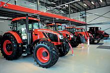 Zetor tractors were not always manufactured in the Líšeň complex.