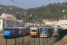 The fi rst T3 type tram cars with resistive regulation were delivered to Brno in 1963. This legendary type of tram car was supplied until 1997, ...