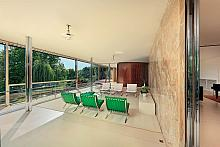 The Tugendhat Villa is not only an architectural gem, but is also a unique contemporary technical monument